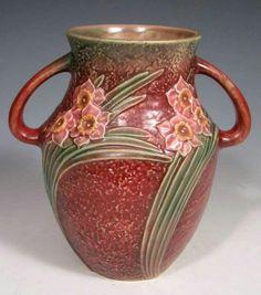Roseville Pottery - Experimental - Jonquil