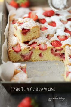 Rhubarb Recipes, Food Cakes, Coffee Cake, Cake Cookies, No Bake Cake, Cake Recipes, Cereal, French Toast, Recipies