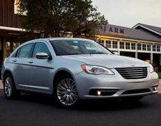 Chrysler 200 Will Be the Brands Only Midsize Sedan Next Year