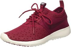 #Nike Damen Wmns Juvenate Turnschuhe, Rot (Noble Red/Night Maroon/Sail), 36.5 EU…