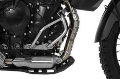 Engine Crash Bars, Triumph Tiger 800 / XC - Touratech-USA