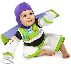 Buzz Lightyear Costume for Baby | Costumes | Baby | Disney Store