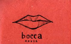 Learning Italian Language ~  Bocca (mouth) IFHN
