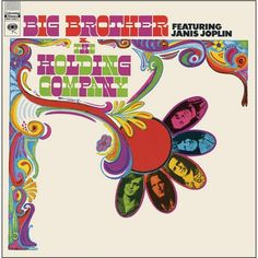 Janis Joplin - Big Brother And The Holding Company on 180g LP