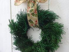 Twig Wreath, Green Wreath, Small Wreath, Advent Wreath, Holiday Centerpieces, Holiday Decorations, Large Pillar Candles, Indoor Wreath, Candle Rings