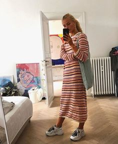 outfits from your closet Mode Outfits, Casual Outfits, Fashion Outfits, Fashion Tips, Easy Style, Mode Dope, Mode Simple, Moda Fashion, Mode Inspiration