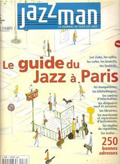 les couvertures de Jazzman