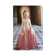 Marie Antoinette ❤ liked on Polyvore featuring marie antoinette, pictures, backgrounds, marie and pink