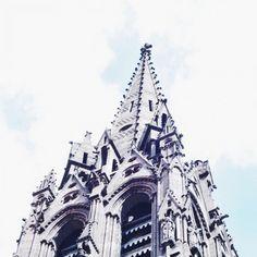 La Cathédrale Notre Dame de l'Assomption de Clermont