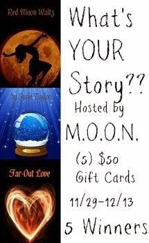 Star in your own personalized romance novel - enter to #Win 1 of 5 $50 Gift Cards to YourNovelCom in the What's Your Story #Giveaway! Ends 12/13  - Dividing by Zero