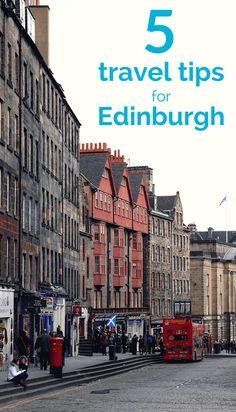 Five Travel Tips for Edinburgh http://www.angloitalianfollowus.com/travel-tips-for-edinburgh #scotland #BrilliantMoments #VisitScotland