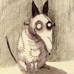 Featured Artist - Tim Burton! by #Disney-club on deviantART