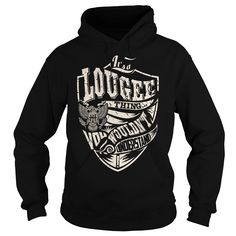 Its a LOUGEE Thing (Eagle) - Last Name, Surname T-Shirt