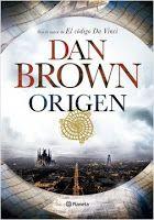 Entre montones de libros: Origen. Dan Brown