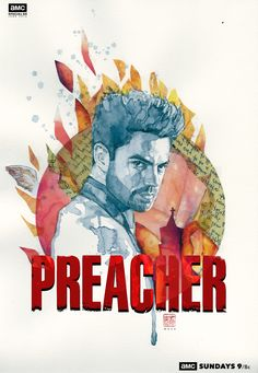 Preacher Jesse Custer, Anagram for Secret Jesus.