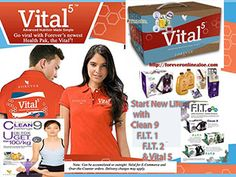 Forever Vital5  Nutrient Superhighway
