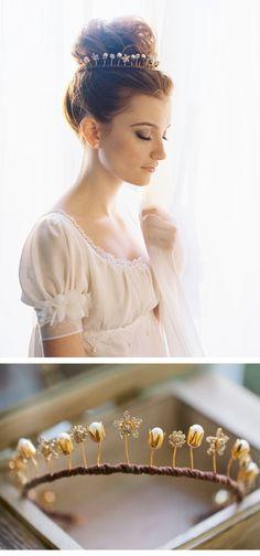 Erica Elizabeth Designs - Braut-Haarschmuck Kollektion 2014 - Hochzeitsguide alles zum Thema Hochzeit