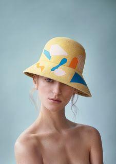 nómada: Los sombreros de Laura Aspit Livens