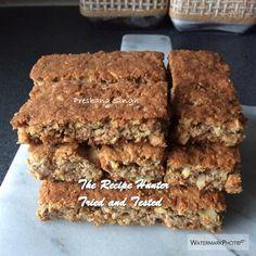Preshana's Wholewheat Muesli Rusks Rusk Recipe, Hard Bread, Healthy Breakfast Snacks, South African Recipes, Muesli, I Foods, Family Meals, Cooking Recipes, Bread Recipes