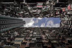 香港 鰂魚涌巨廈  #HongKong #QuarryBay  たまには横長で…③ Hong Kong, City Photo, Instagram Posts