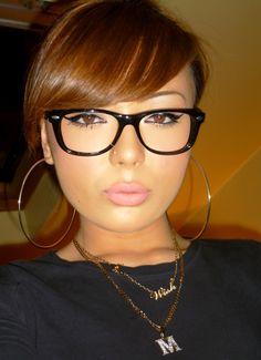 cute glasses