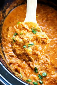 Healthy Slow Cooker Tikka Masala a flavorful, lightened up version of this classic Indian dish. With aromatic Indian spices, chicken, tomato sauce and coconut milk, this has become one of my favorite slow cooker meals. I love Indian food. I never really had Indian food until late in life, sadly. It wasn't until my early …