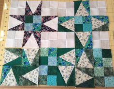 Bonnie Hunter Mystery Quilt 2017 - En Provence - Page 93
