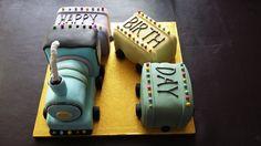 Train Birthday Cake Chocolate Stout, Celebration Cakes, Birthday Cake, Touch, Train, Luxury, Celebrities, Shower Cakes, Birthday Cakes