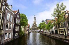 Aalmark, Países Bajos