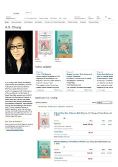 Posted by A.S. Chung. Award-wining author of children's picture books A Brand New Day: about divorce and Wishful Wedding: about LGBT equality and same gender families. Creator of Pigeonhole Books a...