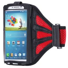 Fashion Breath Holes Outdoor Sport Gym Arm Band Running Phone Case For Samsung Galaxy S6/Edge/S7/S5/S4/S3/A3/A5/J1 J2 J3J5 Cover