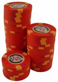 Modern Clay Line ♠♠♠ Poker Chips, Board Games, Gadgets, Clay, Modern, Design, Clays, Trendy Tree, Tabletop Games