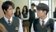 [CAPS] 141017 High School Love On Ep.12  - #인피니트 Woohyun & Sungyeol #2 Hi School Love On, High Shool, Best Kdrama, Drama Fever, Nam Woo Hyun, Kim Myung Soo, Paros, Drama Movies, School Days