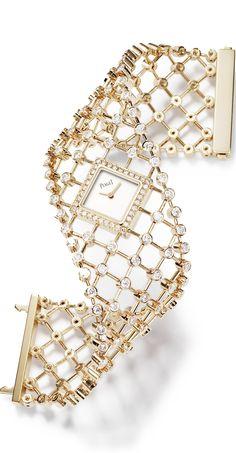 Piaget - High jewellery cuff