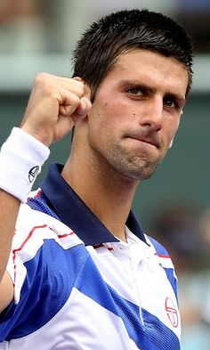 ^Novak Djokovic