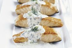 Great Recipes, Dinner Ideas and Quick & Easy Meals from Kraft Foods - My Food and Family Salmon Recipes, Fish Recipes, Seafood Recipes, Cooking Recipes, Healthy Recipes, Dinner Recipes, Dinner Ideas, What's Cooking, Cheese Recipes