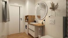 Projekty EKK Pracownia Projektowa Cabinet, Mirror, Bathroom, Storage, Furniture, Home Decor, Clothes Stand, Washroom, Purse Storage