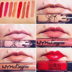 tökéletes matt rúzs megtalálása nem egyszerű feladat, ezért is szedtem össze nektek amiket én már kipróbáltam ha kiváncsi vagy a joanniebeauty.wordpress.com oldalon elolvashatod :) #fashion #rúzs #makeup #lipstick #swatch #blogger #blog