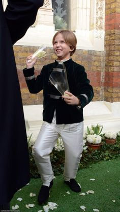 Aristidis-Stavros de Grèce, 8 ans, né en 2008, Petit-fils du prétendant au trône de Grèce
