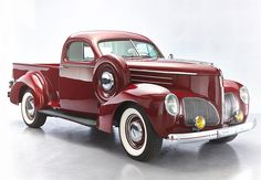 1939 Studebaker Coupe L5 Pickup http://www.arnoldclassiccars.com/5929.html