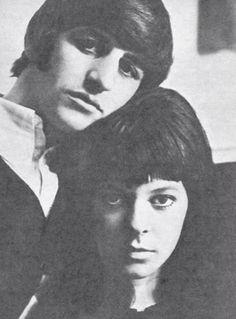 Maureen Starkey  Ringo Starr