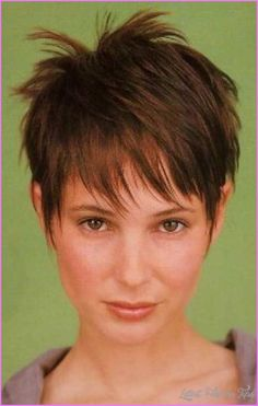Spiky Pixie Haircuts For Women - Latest Fashion Tips