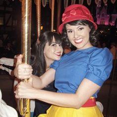 """""""Snow White"""" Disneyland Dapper Day 2013"""