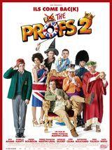 Les Profs 2 (2015 Juillet). Ce film est génial!!!!  Naaann j'déconne !!!! mais zzzZZZZzzzz pendant 1h45 à 25°C (au lieu des 38°C à l'extérieur), en ce moment, c'est juste obligatoire !!