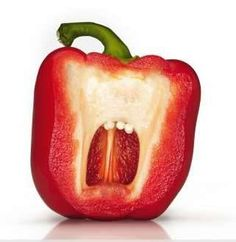 Red Angry Pepper