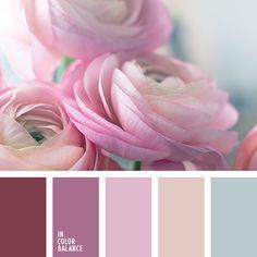 Цветовая палитра №2837