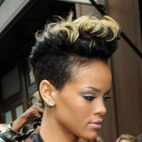 cropped haircuts for hair 1000 images about rihanna hairstyles on 4924