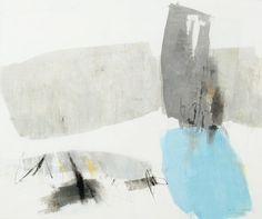 "Hyunmee Lee - ""The Rise 5"". #arte #pintura #abstracto #coolstuff #iconocero"