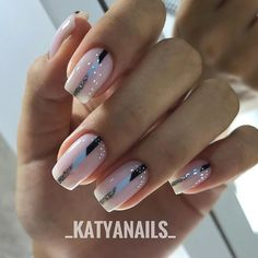 There must be your favorite nail ideas in 140 classic nail designs. - Page 2 of 139 - Inspiration Diary Fabulous Nails, Gorgeous Nails, Acrylic Nail Designs, Acrylic Nails, Coffin Nails, Cute Nails, Pretty Nails, Short Square Nails, Square Nail Designs