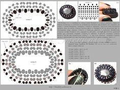 News - braided oval beads in the art of the Ndebele 2-5